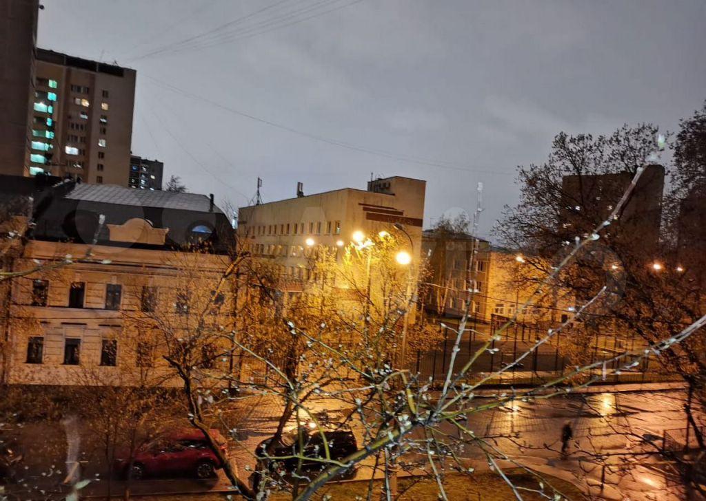 Аренда однокомнатной квартиры Москва, метро Красные ворота, Докучаев переулок 15, цена 57000 рублей, 2021 год объявление №1380221 на megabaz.ru