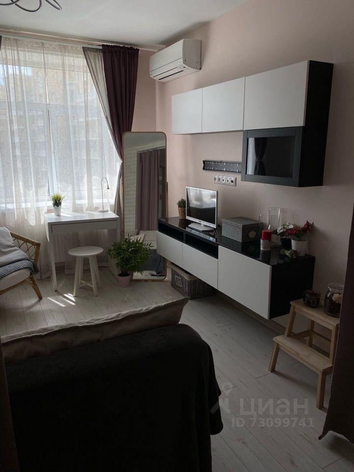 Аренда студии Химки, Транспортный проезд 15, цена 30000 рублей, 2021 год объявление №1386992 на megabaz.ru