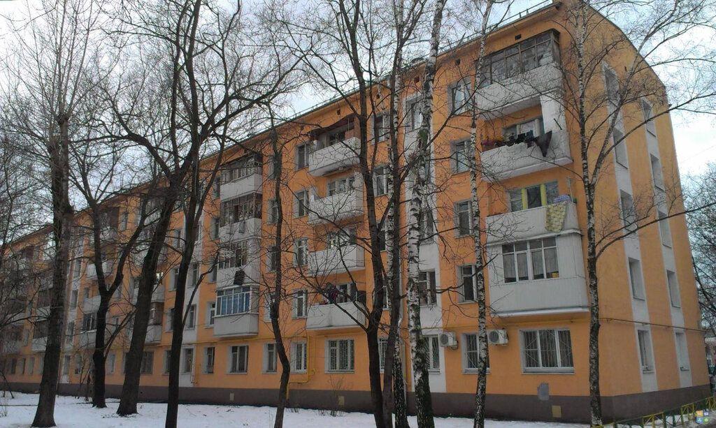 Продажа двухкомнатной квартиры Москва, метро Кузьминки, Волгоградский проспект 123, цена 9500000 рублей, 2021 год объявление №654695 на megabaz.ru