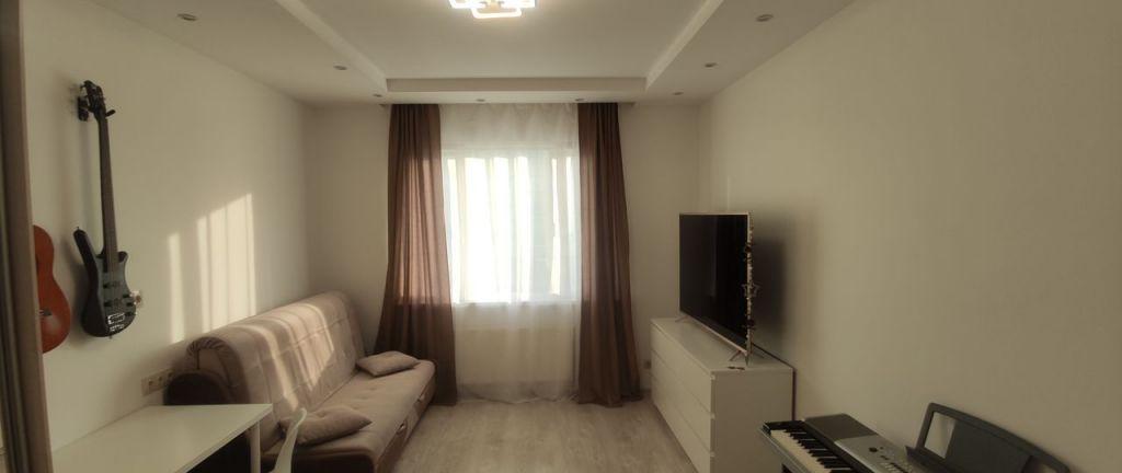 Продажа однокомнатной квартиры деревня Чёрная, Широкая улица 21, цена 5400000 рублей, 2021 год объявление №513912 на megabaz.ru