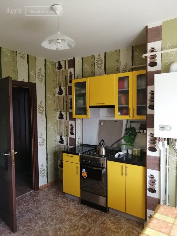Продажа однокомнатной квартиры Истра, проспект Генерала Белобородова 3, цена 3450000 рублей, 2021 год объявление №513991 на megabaz.ru