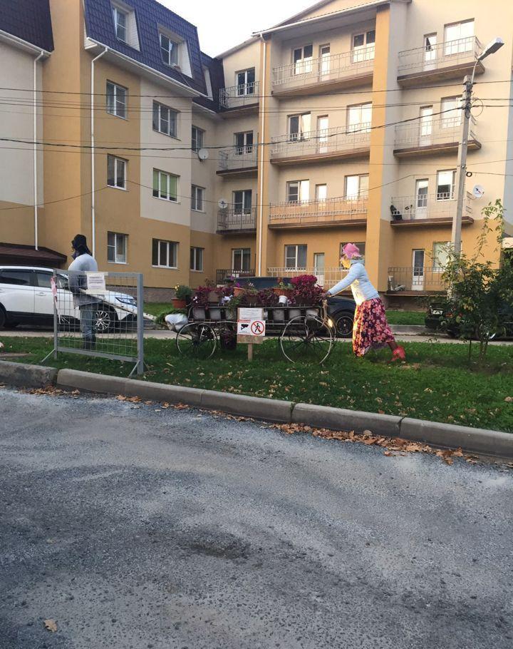 Продажа двухкомнатной квартиры деревня Бородино, Варшавское шоссе 70, цена 6300000 рублей, 2021 год объявление №513984 на megabaz.ru