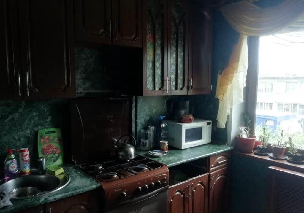 Продажа двухкомнатной квартиры село Речицы, Совхозная улица 17, цена 2600000 рублей, 2021 год объявление №435097 на megabaz.ru
