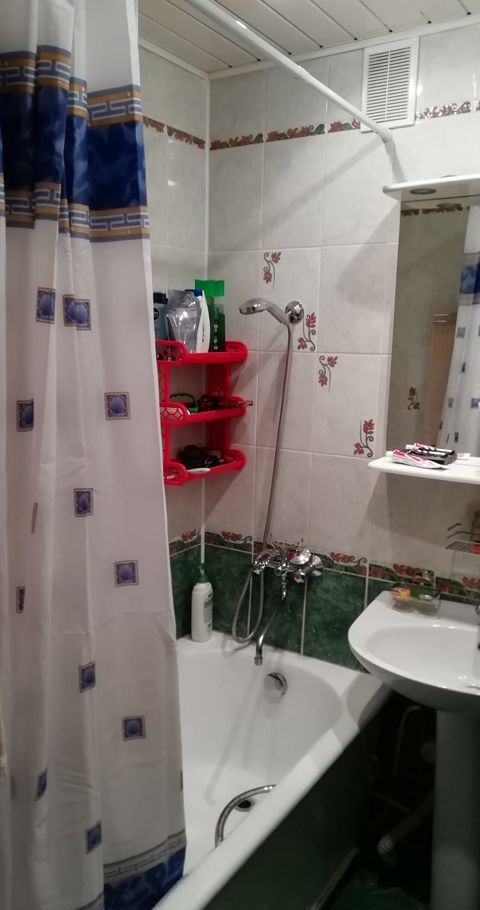 Продажа трёхкомнатной квартиры поселок Лунёво, Гаражная улица 7, цена 4200000 рублей, 2021 год объявление №518865 на megabaz.ru