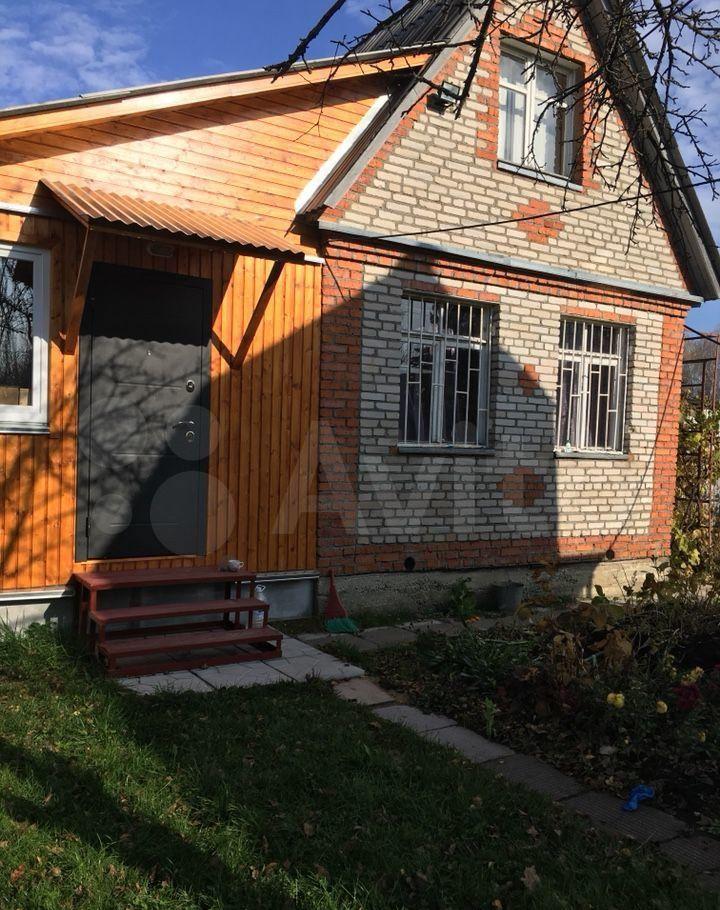 Продажа дома рабочий посёлок имени Воровского, цена 3500000 рублей, 2021 год объявление №415752 на megabaz.ru