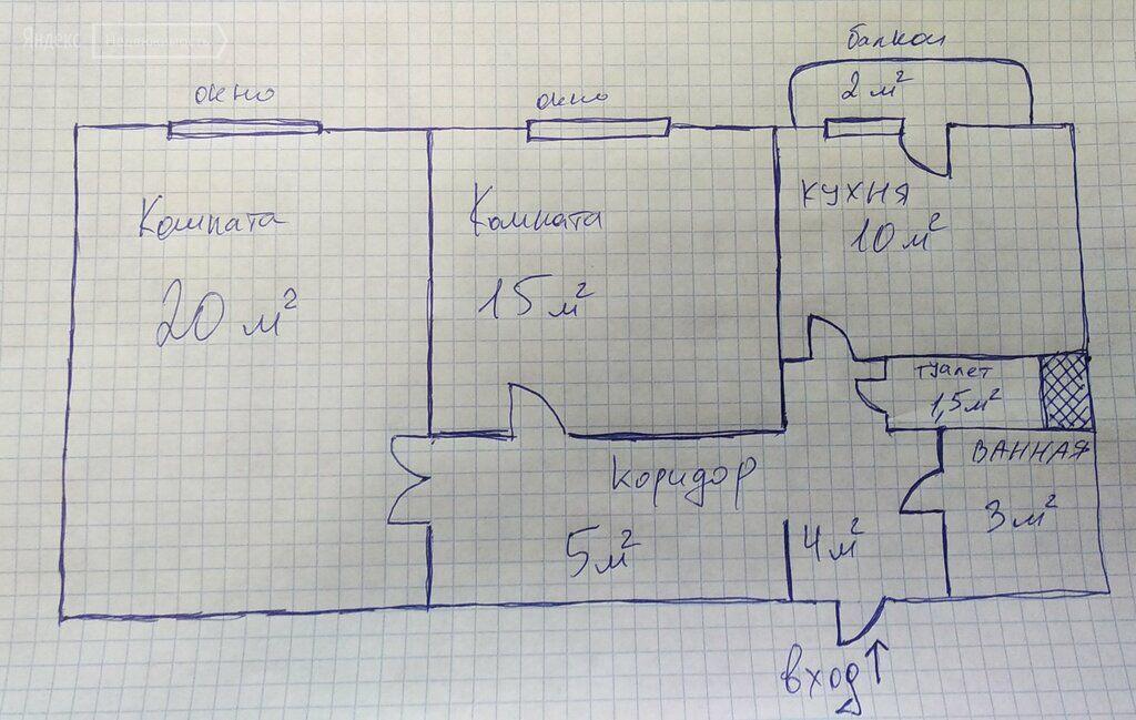 Продажа двухкомнатной квартиры Люберцы, Преображенская улица 13, цена 7950000 рублей, 2021 год объявление №578203 на megabaz.ru