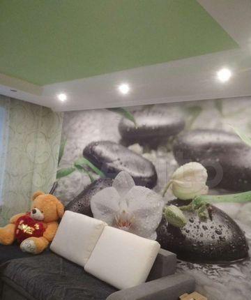 Продажа двухкомнатной квартиры поселок Бакшеево, Комсомольская улица 3, цена 1400000 рублей, 2021 год объявление №568286 на megabaz.ru