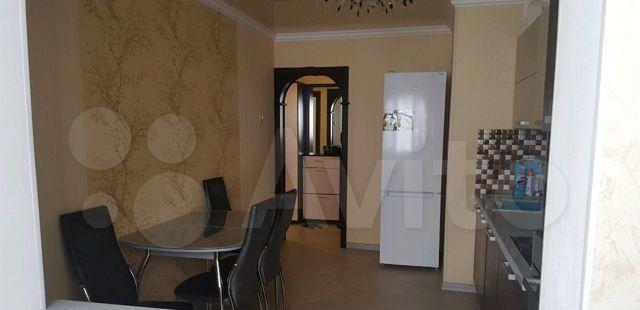 Аренда двухкомнатной квартиры Московский, улица Никитина 6, цена 45000 рублей, 2021 год объявление №1313395 на megabaz.ru