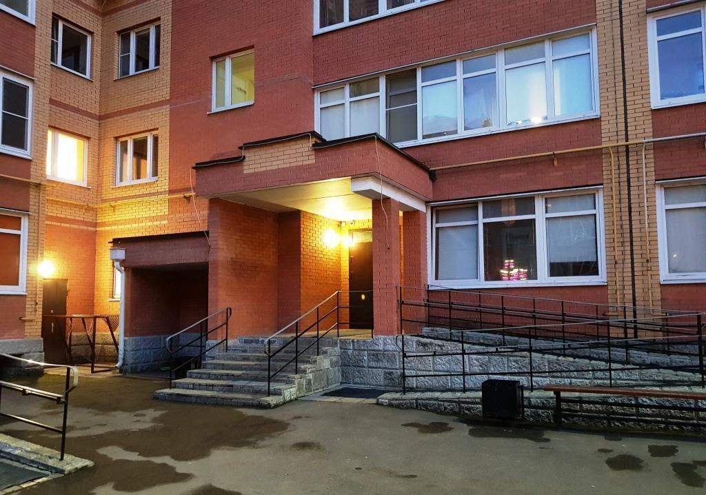 Продажа двухкомнатной квартиры село Павловская Слобода, улица 1 Мая 11, цена 6750000 рублей, 2021 год объявление №481131 на megabaz.ru