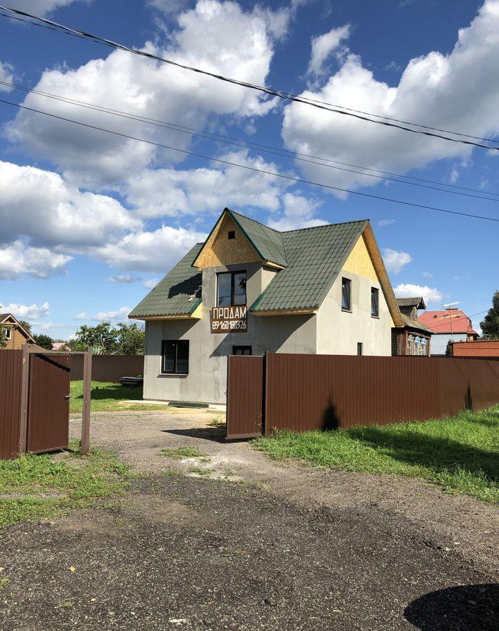 Продажа дома деревня Кабаново, Центральная улица 21, цена 4550000 рублей, 2021 год объявление №516025 на megabaz.ru