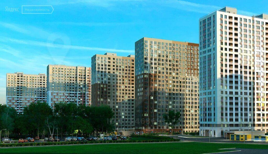 Продажа двухкомнатной квартиры рабочий поселок Новоивановское, цена 8100000 рублей, 2021 год объявление №567444 на megabaz.ru