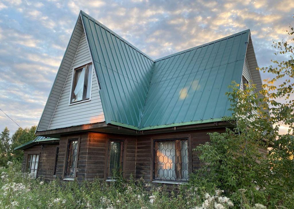 Продажа дома деревня Фенино, цена 2500000 рублей, 2021 год объявление №486480 на megabaz.ru