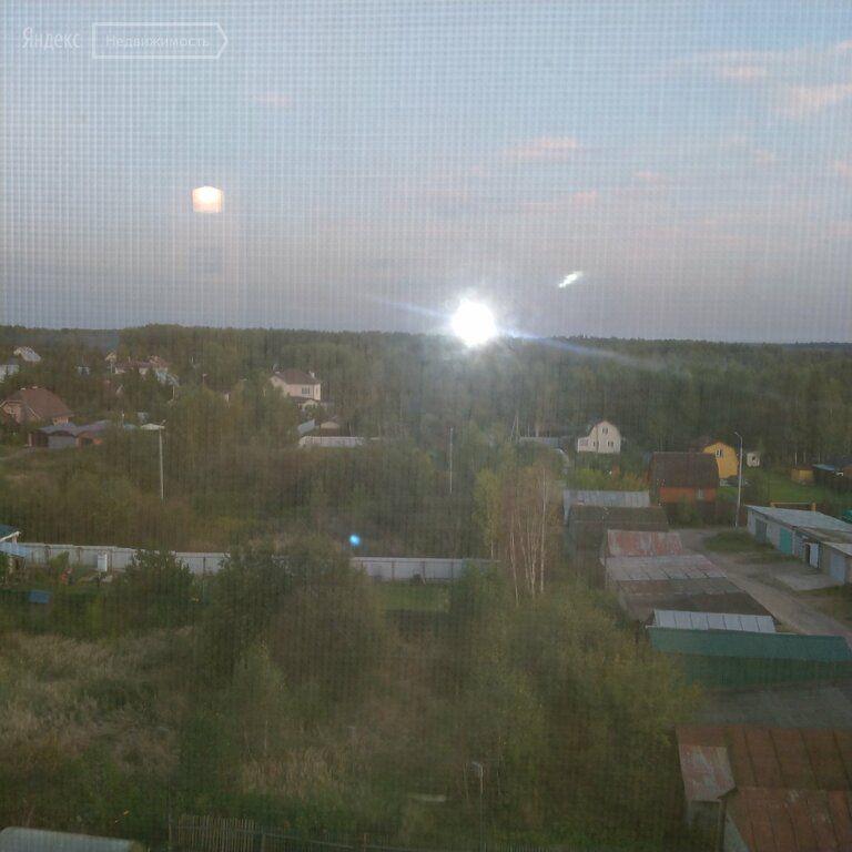 Продажа однокомнатной квартиры деревня Авдотьино, цена 1950000 рублей, 2021 год объявление №520019 на megabaz.ru
