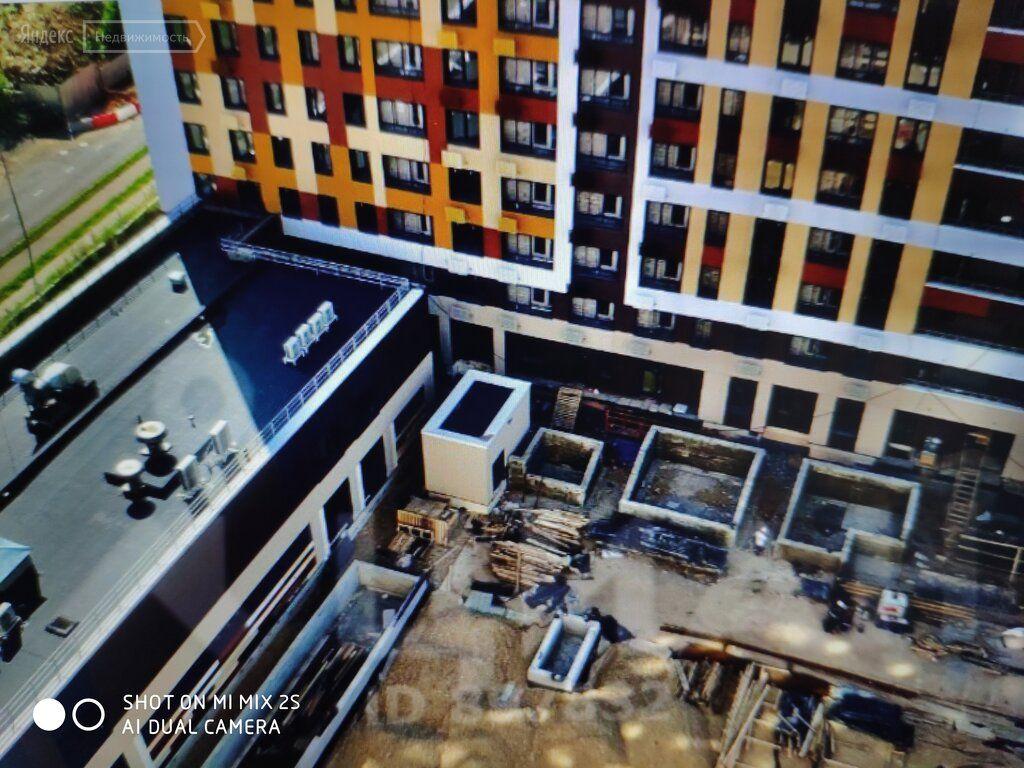 Продажа однокомнатной квартиры рабочий поселок Новоивановское, цена 5250000 рублей, 2021 год объявление №515692 на megabaz.ru