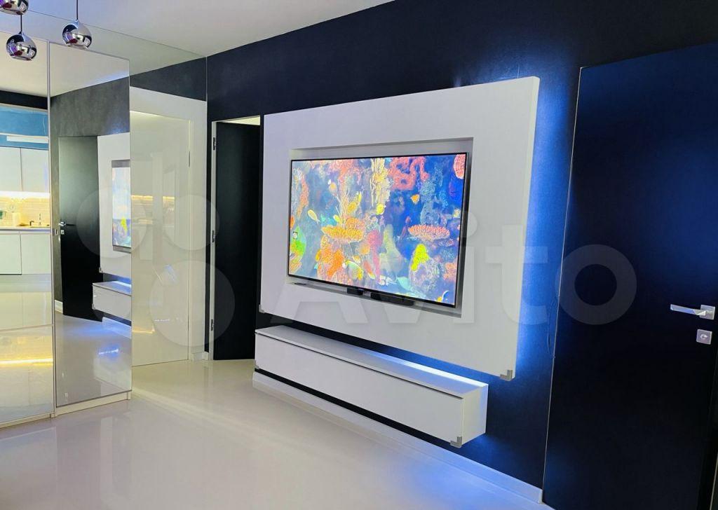 Продажа трёхкомнатной квартиры деревня Подолино, Лесная улица 8, цена 7965000 рублей, 2021 год объявление №637708 на megabaz.ru
