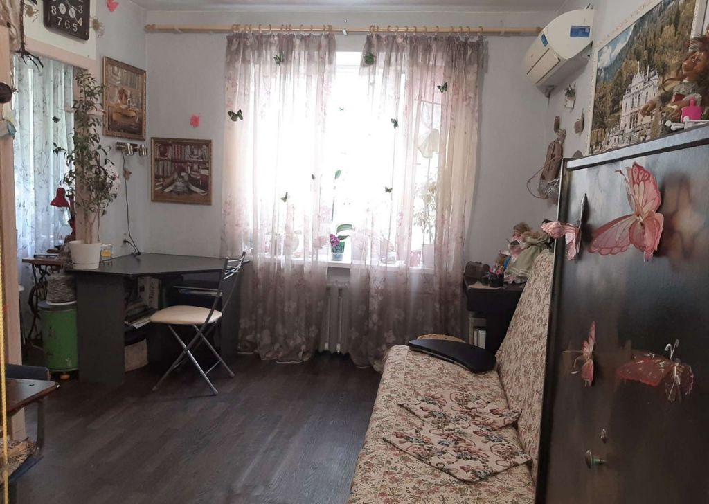 Продажа двухкомнатной квартиры поселок Верея, улица Мира 2, цена 1170000 рублей, 2021 год объявление №515041 на megabaz.ru