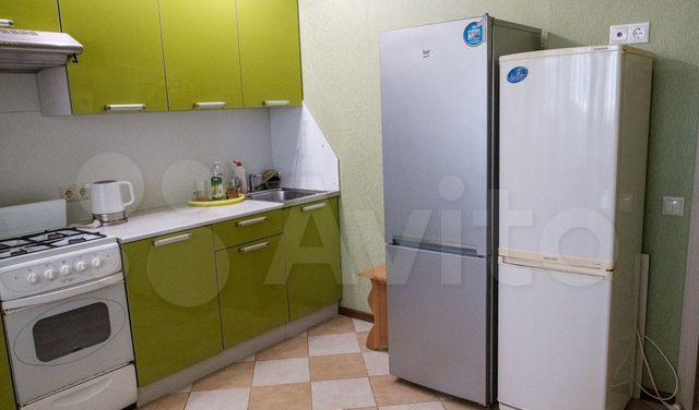 Аренда однокомнатной квартиры Клин, Волоколамское шоссе 3А, цена 21000 рублей, 2021 год объявление №1357820 на megabaz.ru