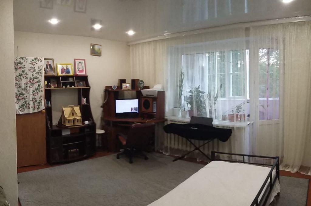Продажа однокомнатной квартиры рабочий посёлок Столбовая, цена 2300000 рублей, 2021 год объявление №516316 на megabaz.ru