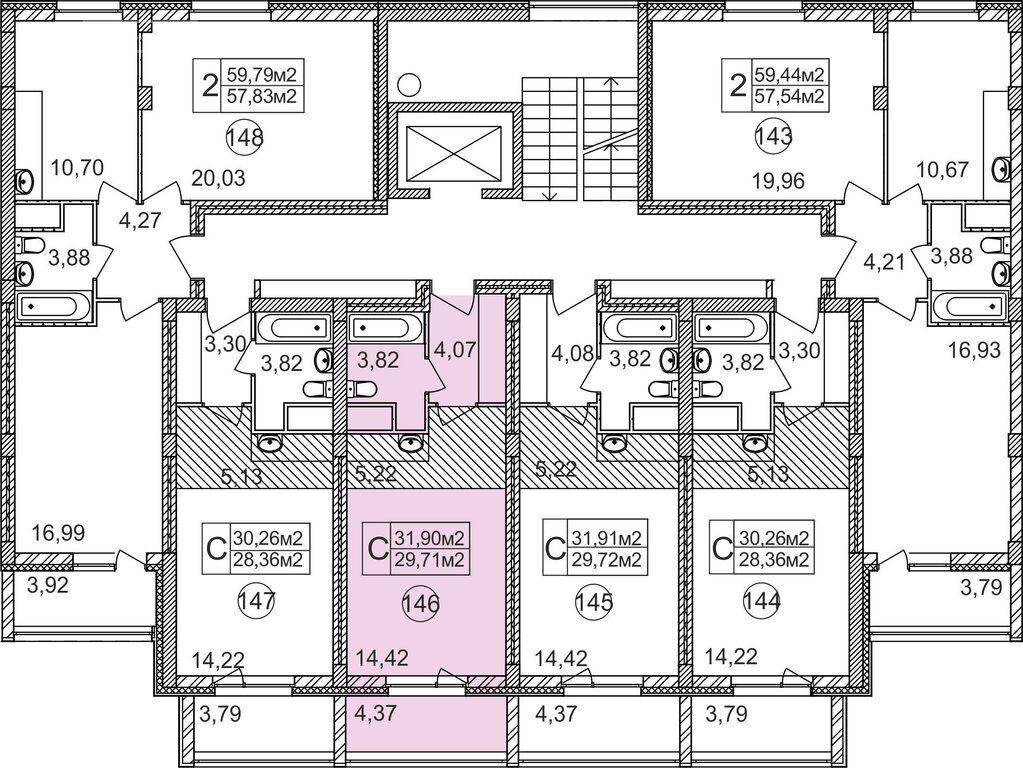 Продажа студии рабочий посёлок Нахабино, улица Королёва 9, цена 4600000 рублей, 2021 год объявление №516140 на megabaz.ru