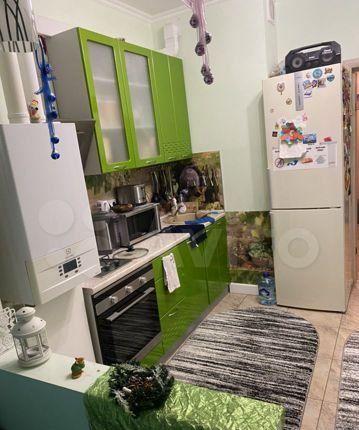 Аренда однокомнатной квартиры деревня Чёрная, Широкая улица 11, цена 20000 рублей, 2021 год объявление №1288984 на megabaz.ru