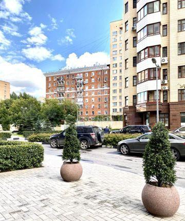 Продажа трёхкомнатной квартиры Москва, метро Парк Победы, улица Пудовкина 7, цена 36000000 рублей, 2021 год объявление №535520 на megabaz.ru