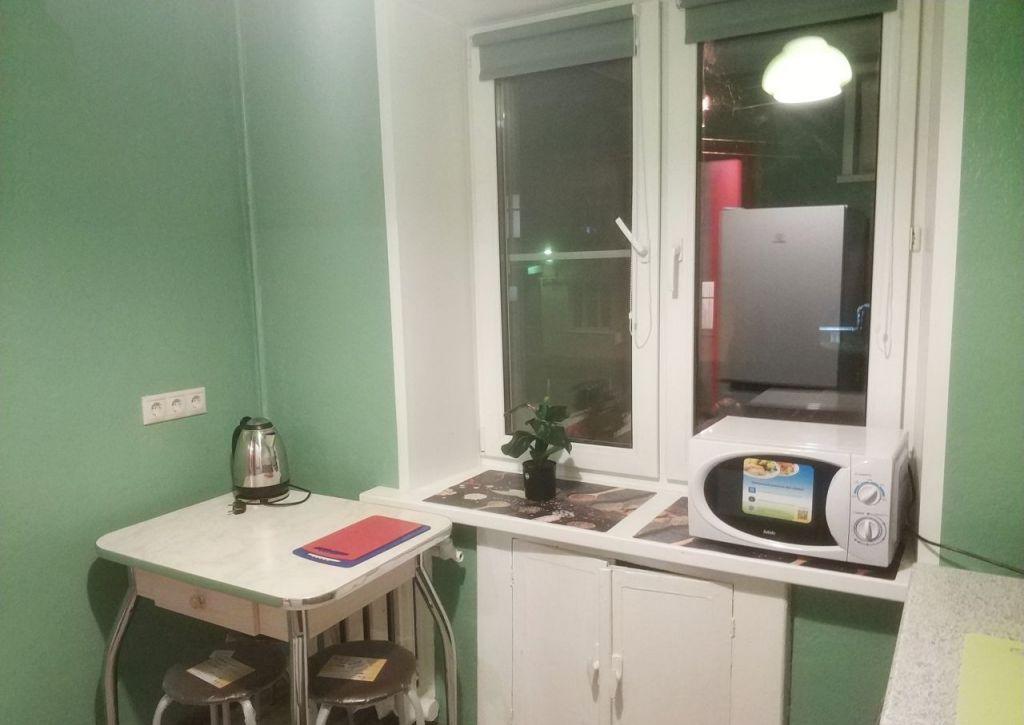 Аренда однокомнатной квартиры Кубинка, улица Генерала Вотинцева 4, цена 17000 рублей, 2021 год объявление №1320240 на megabaz.ru