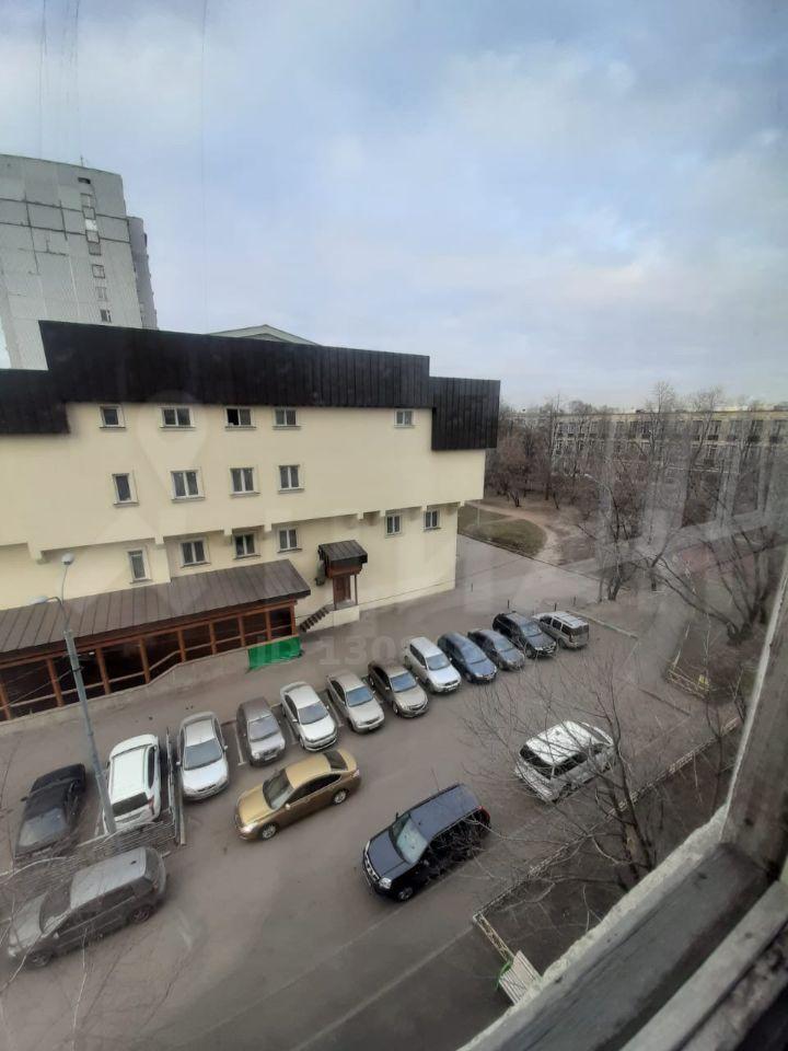 Продажа однокомнатной квартиры Москва, метро Текстильщики, Грайвороновская улица 21, цена 6800000 рублей, 2021 год объявление №445266 на megabaz.ru