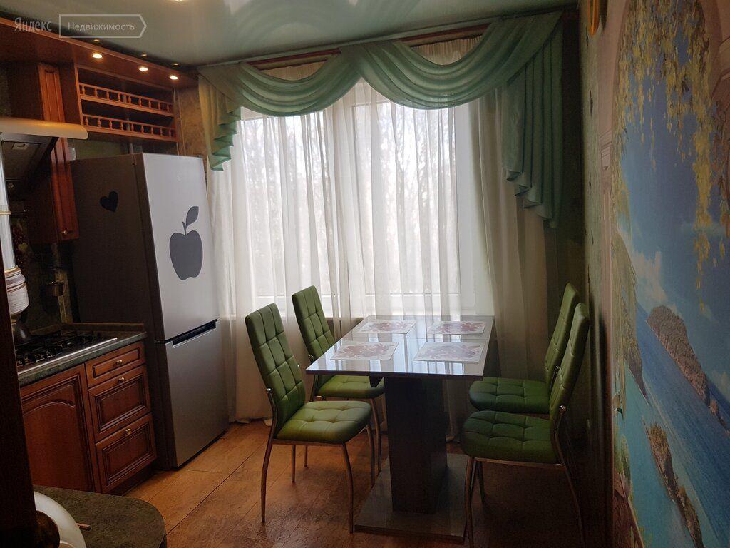 Аренда трёхкомнатной квартиры поселок Архангельское, цена 50000 рублей, 2021 год объявление №1362933 на megabaz.ru