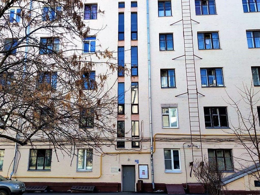 Продажа студии Москва, метро Спортивная, улица Доватора 9, цена 4300000 рублей, 2020 год объявление №411067 на megabaz.ru