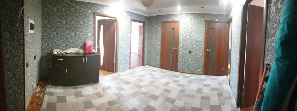 Аренда трёхкомнатной квартиры поселок Глебовский, цена 24000 рублей, 2021 год объявление №1208072 на megabaz.ru