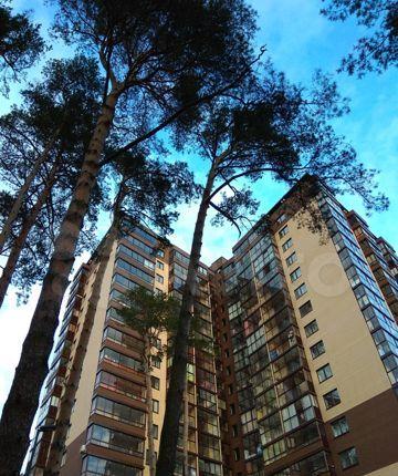 Аренда однокомнатной квартиры поселок Горки-10, цена 32000 рублей, 2021 год объявление №1299955 на megabaz.ru