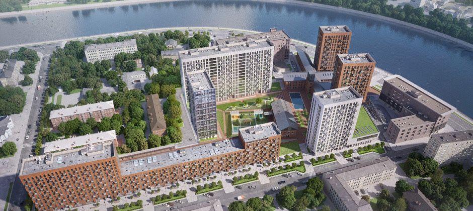 Продажа двухкомнатной квартиры Москва, метро Автозаводская, цена 14950000 рублей, 2021 год объявление №370824 на megabaz.ru