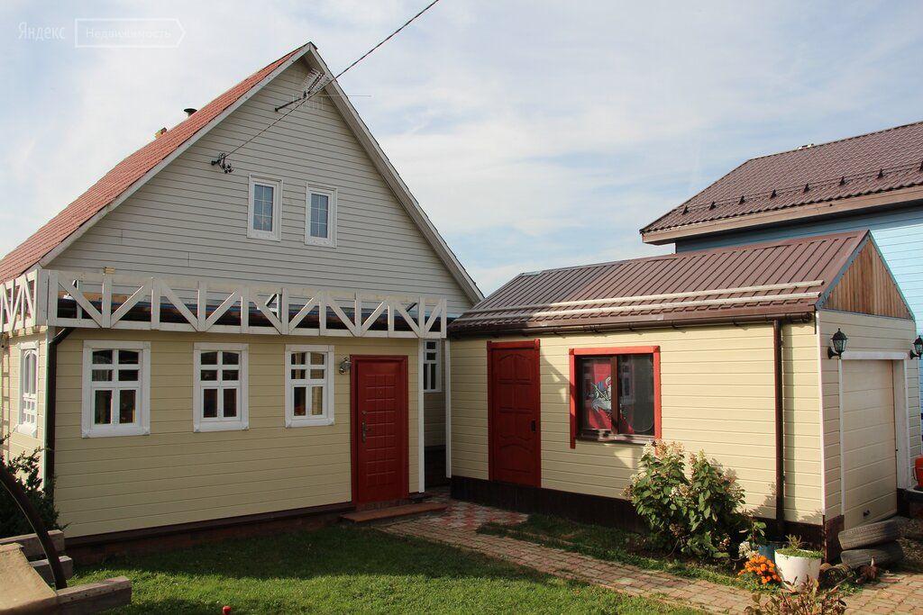 Продажа дома деревня Кривцово, Малиновая улица, цена 6800000 рублей, 2021 год объявление №570954 на megabaz.ru