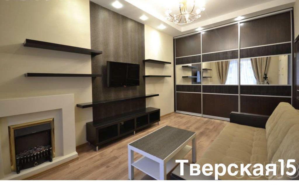 Аренда двухкомнатной квартиры Москва, метро Тверская, Тверская улица 15, цена 80000 рублей, 2021 год объявление №1206996 на megabaz.ru