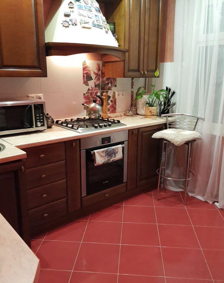 Продажа двухкомнатной квартиры поселок Строитель, цена 3500000 рублей, 2021 год объявление №499500 на megabaz.ru