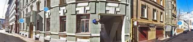 Продажа студии Москва, метро Сретенский бульвар, Уланский переулок 19, цена 88230000 рублей, 2021 год объявление №543450 на megabaz.ru