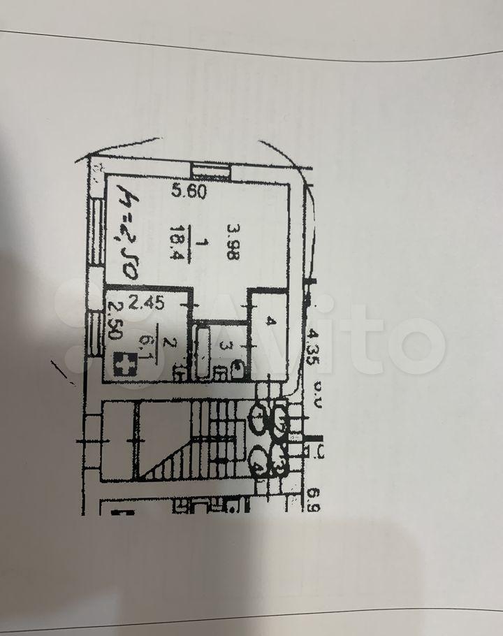 Продажа однокомнатной квартиры Королёв, Хвойная улица 3к11, цена 2100000 рублей, 2021 год объявление №618741 на megabaz.ru
