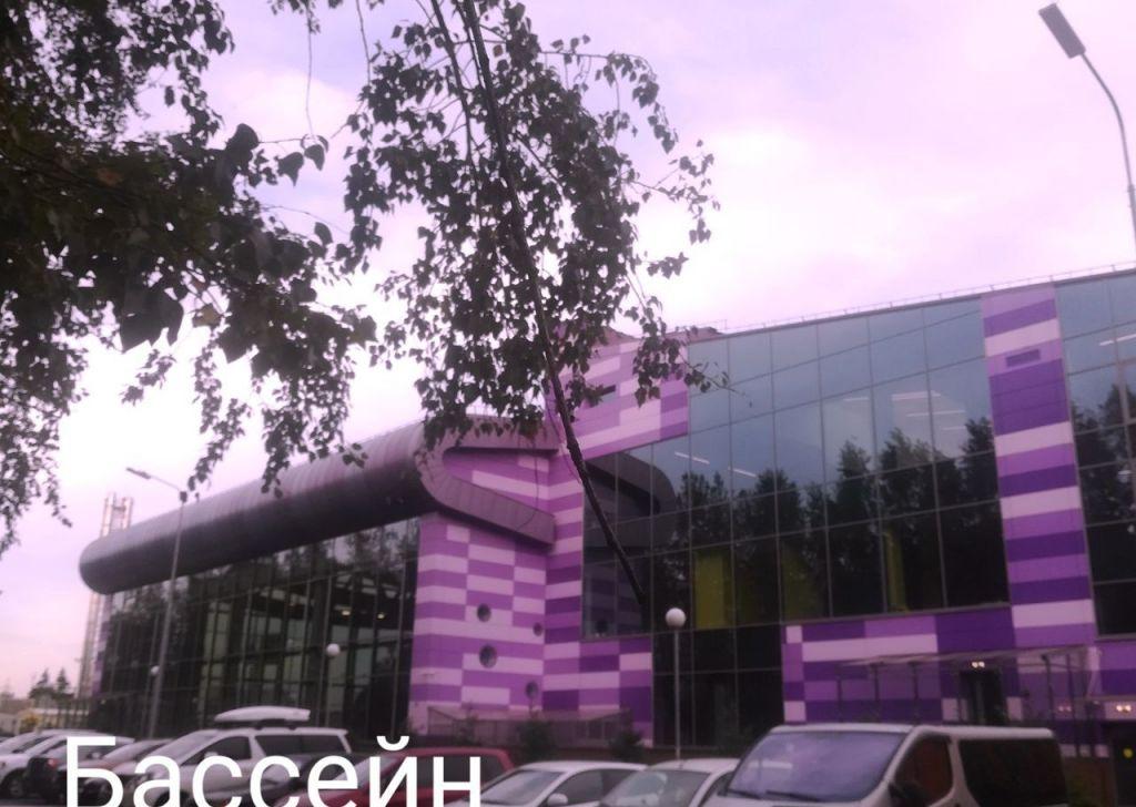 Продажа однокомнатной квартиры поселок совхоза имени Ленина, метро Домодедовская, цена 5450000 рублей, 2021 год объявление №447121 на megabaz.ru