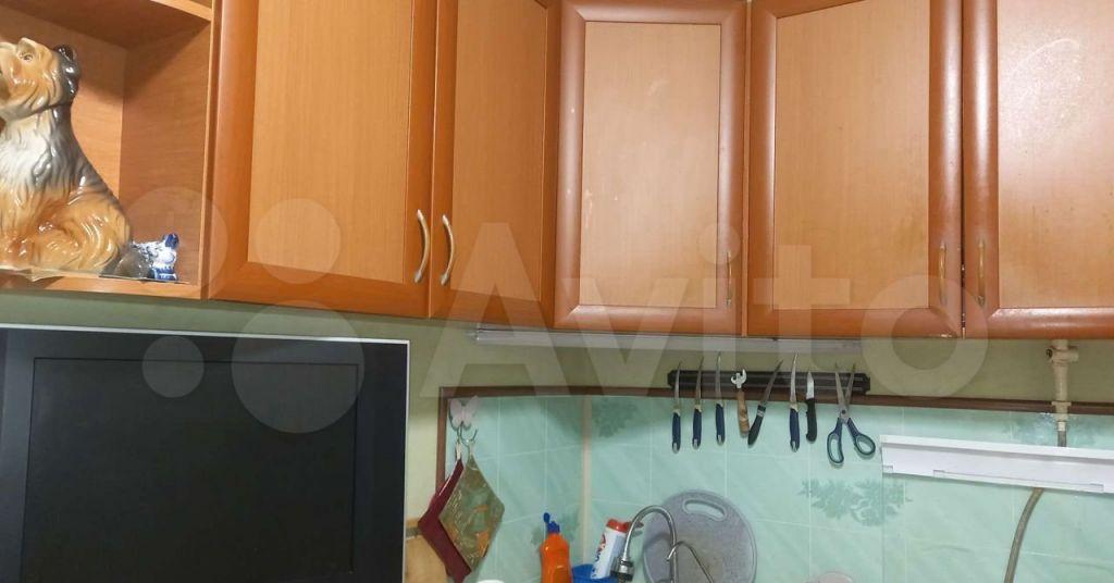 Продажа однокомнатной квартиры Луховицы, улица Жуковского 19, цена 2650000 рублей, 2021 год объявление №695310 на megabaz.ru