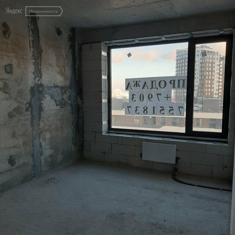 Продажа трёхкомнатной квартиры Москва, метро Охотный ряд, проезд Невельского 3к1, цена 19500000 рублей, 2021 год объявление №555203 на megabaz.ru