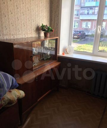 Продажа однокомнатной квартиры поселок Верея, улица Свободы 4, цена 870000 рублей, 2021 год объявление №535405 на megabaz.ru