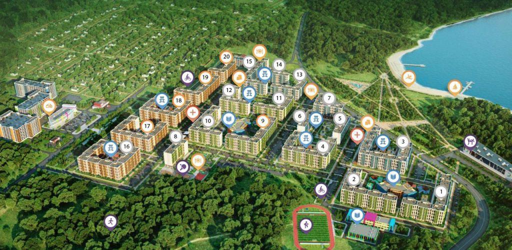 Продажа студии деревня Пирогово, цена 3000000 рублей, 2021 год объявление №636000 на megabaz.ru