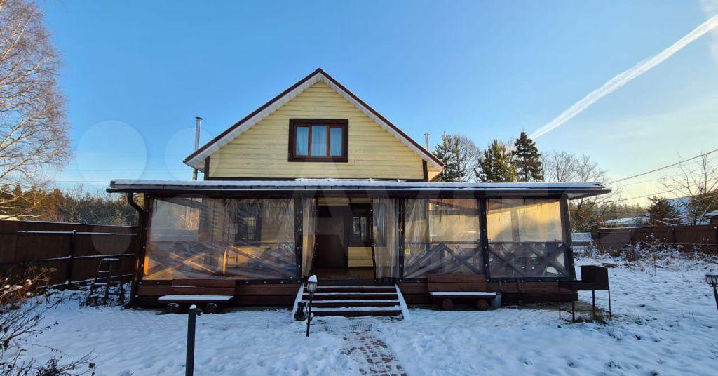 Продажа дома дачный посёлок Поварово, улица Калинина, цена 8500000 рублей, 2021 год объявление №609151 на megabaz.ru