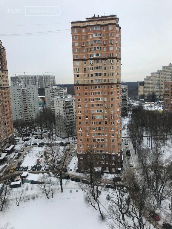 Продажа однокомнатной квартиры Одинцово, Садовая улица 22А, цена 5800000 рублей, 2021 год объявление №577671 на megabaz.ru