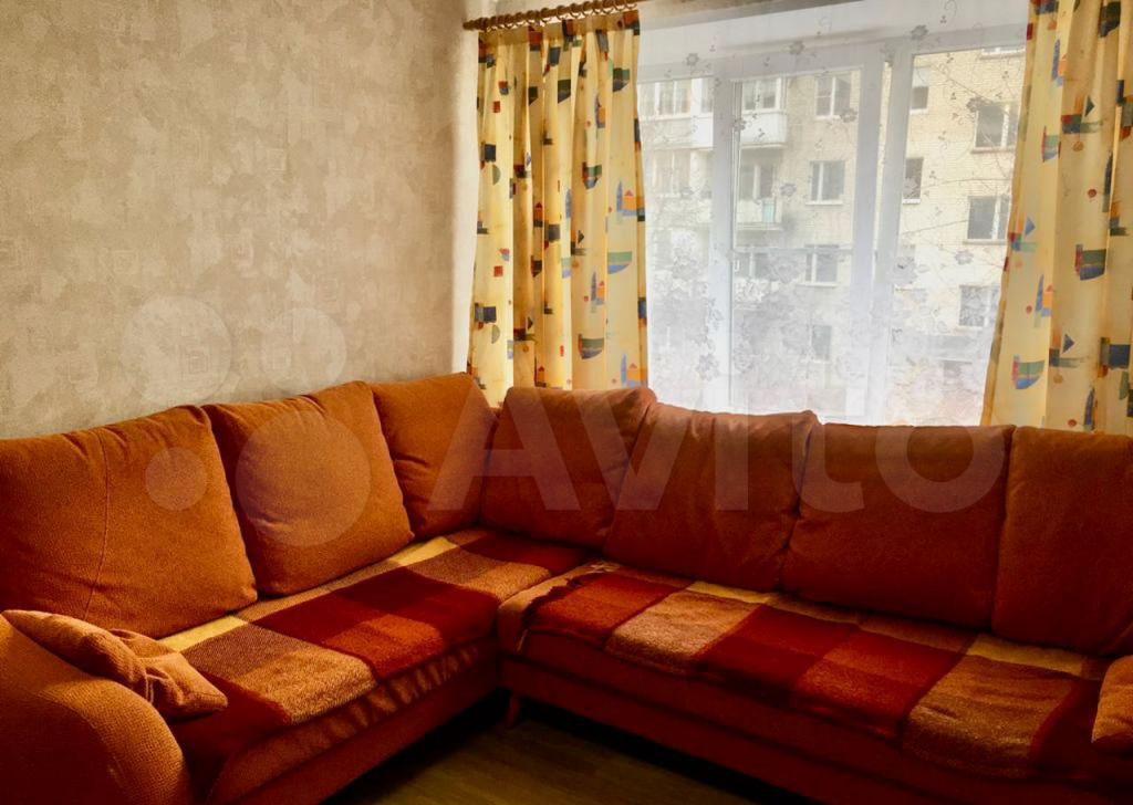 Аренда четырёхкомнатной квартиры Истра, Юбилейная улица 17, цена 35000 рублей, 2021 год объявление №1422980 на megabaz.ru