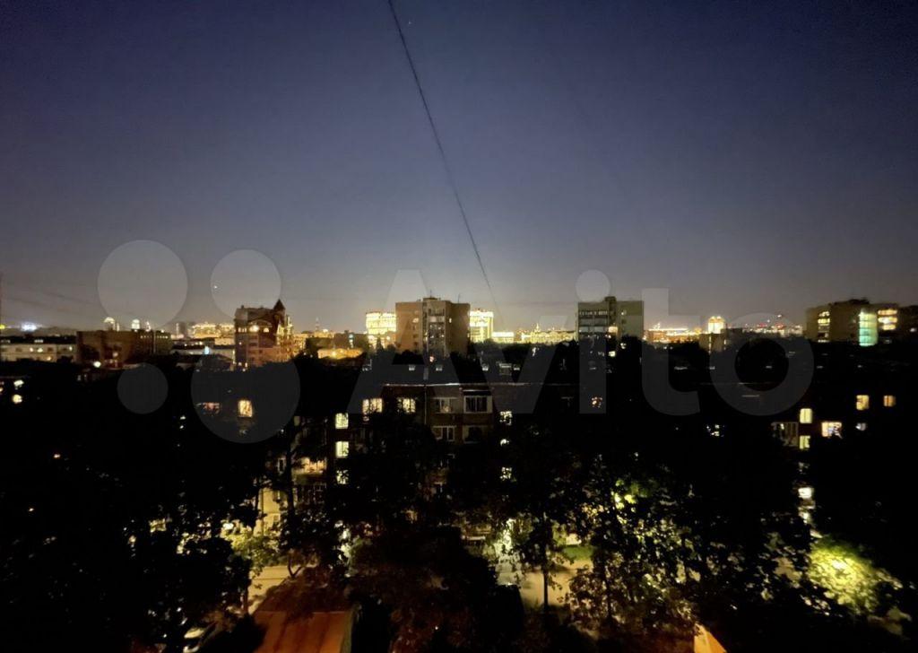 Продажа двухкомнатной квартиры Москва, метро Парк культуры, Оболенский переулок 3, цена 19800000 рублей, 2021 год объявление №672863 на megabaz.ru