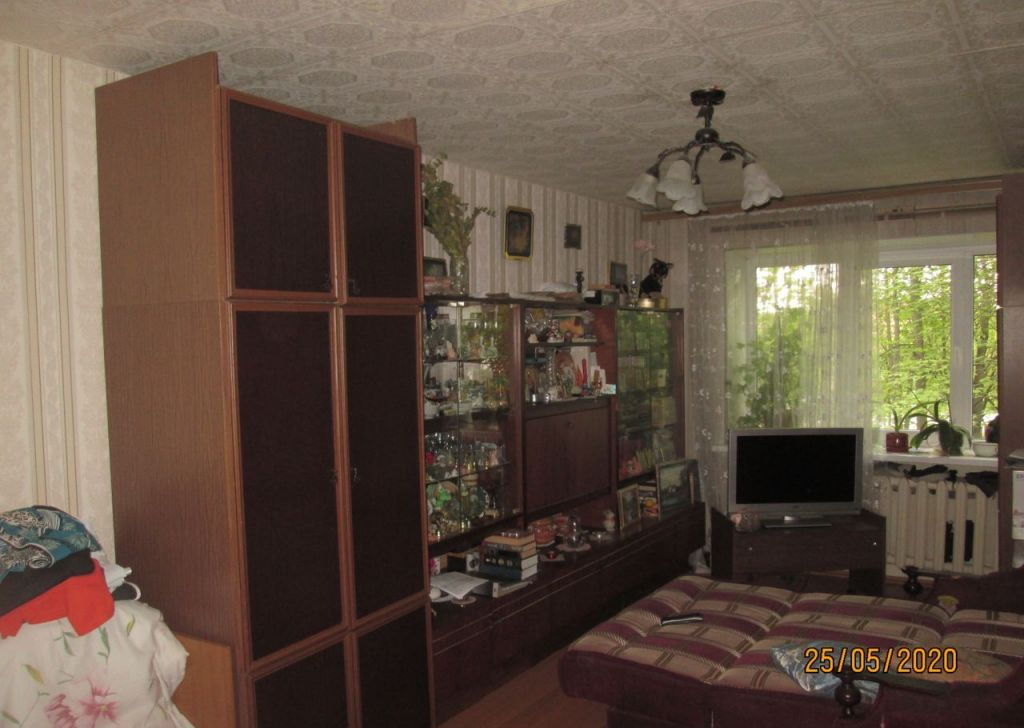 Продажа двухкомнатной квартиры деревня Федюково, улица Строителей 15, цена 4700000 рублей, 2021 год объявление №518641 на megabaz.ru