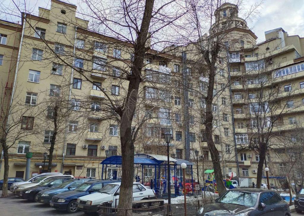 Аренда трёхкомнатной квартиры Москва, метро Сухаревская, Большая Сухаревская площадь 3с1, цена 90000 рублей, 2021 год объявление №1386612 на megabaz.ru