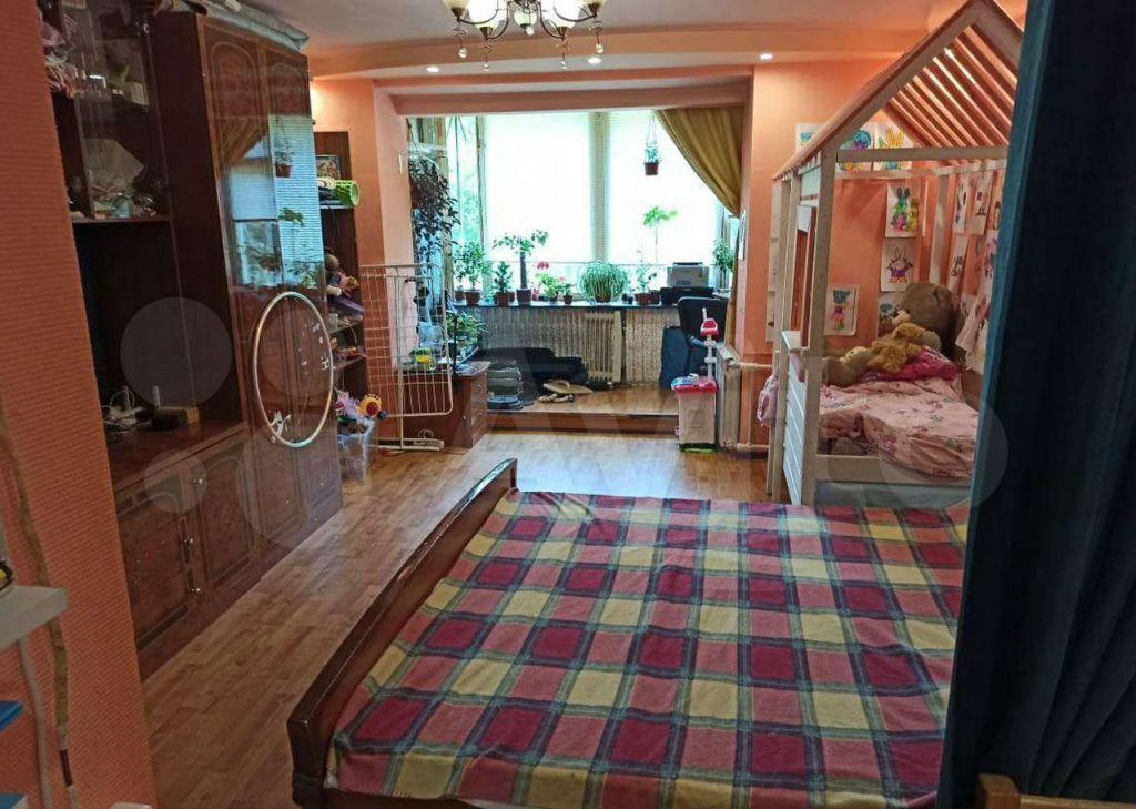Продажа однокомнатной квартиры Черноголовка, Институтский проспект 3, цена 3100000 рублей, 2021 год объявление №665174 на megabaz.ru