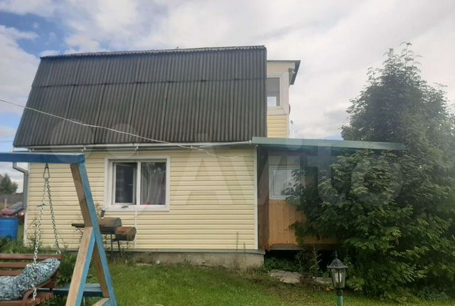 Продажа дома СНТ Радуга, цена 2000000 рублей, 2021 год объявление №481503 на megabaz.ru